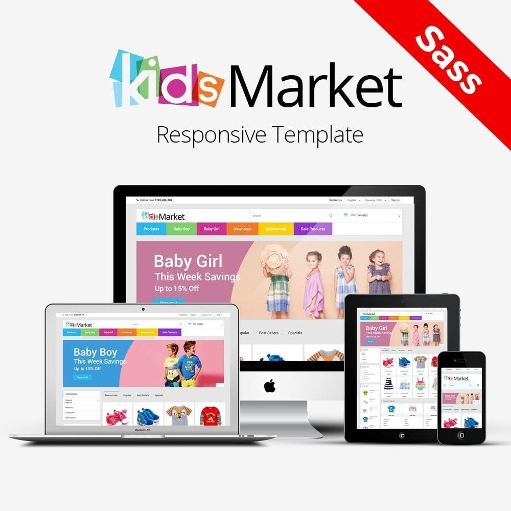 theme - Kinder & Spielzeug - KIDS MARKET - 1