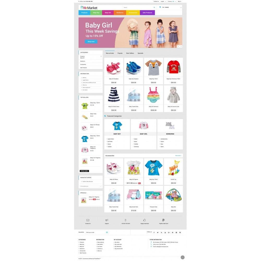 theme - Kinderen & Speelgoed - KIDS MARKET - 3