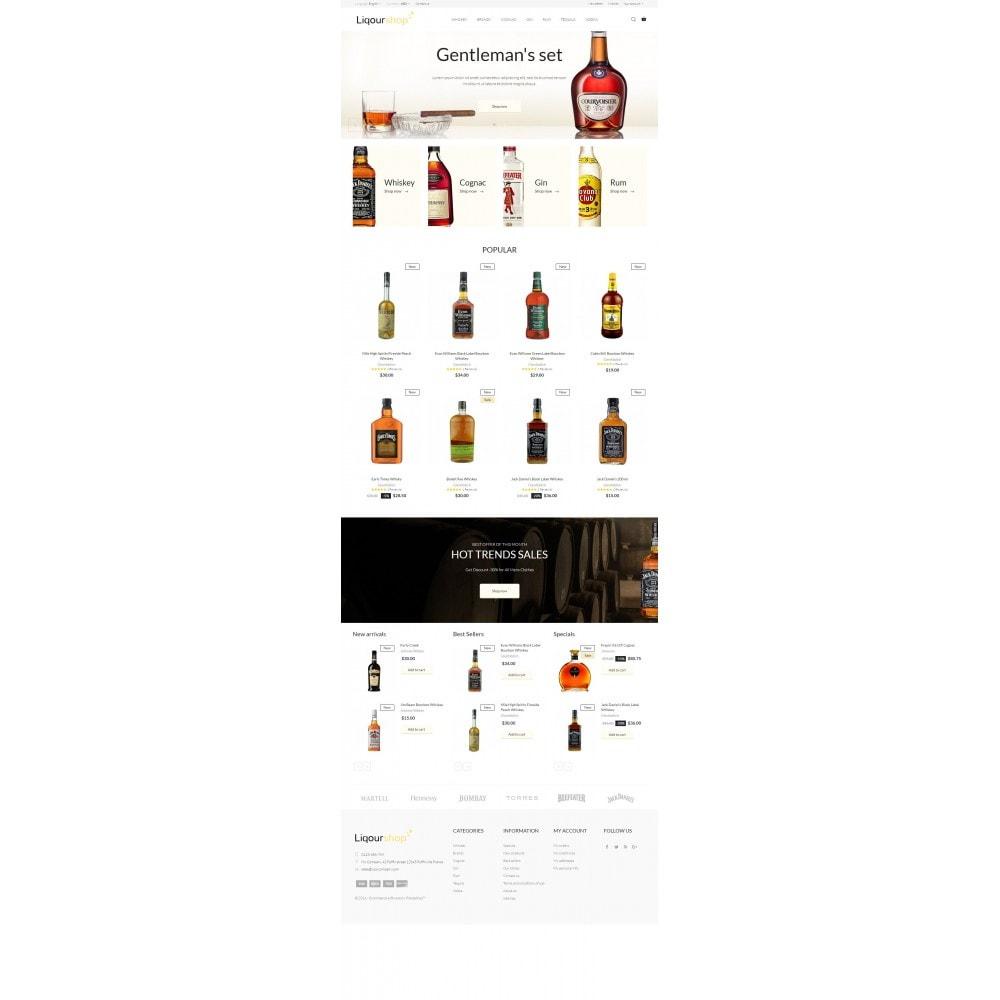 theme - Bebidas & Tabaco - Liquor Shop - 4