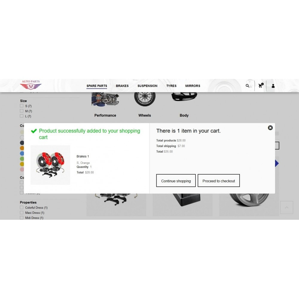 theme - Carros & Motos - AutoParts Store - 9