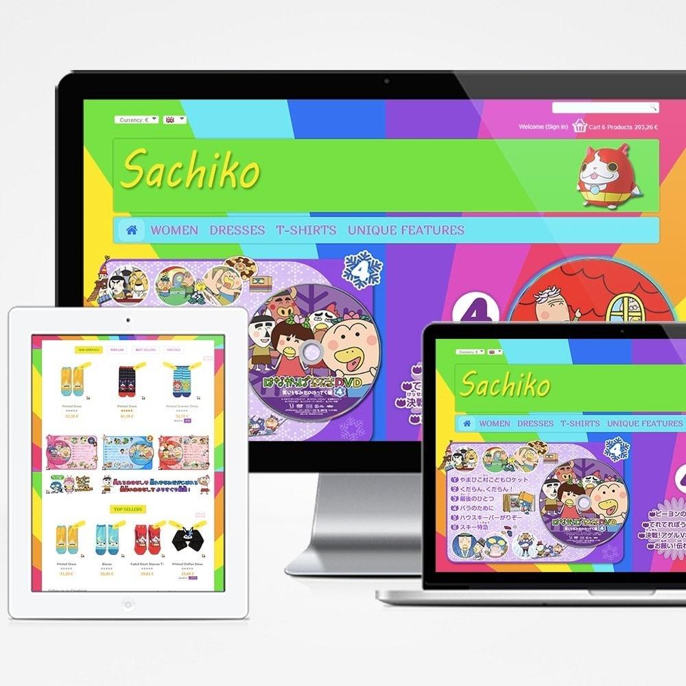 theme - Crianças & Brinquedos - Sachiko - 1