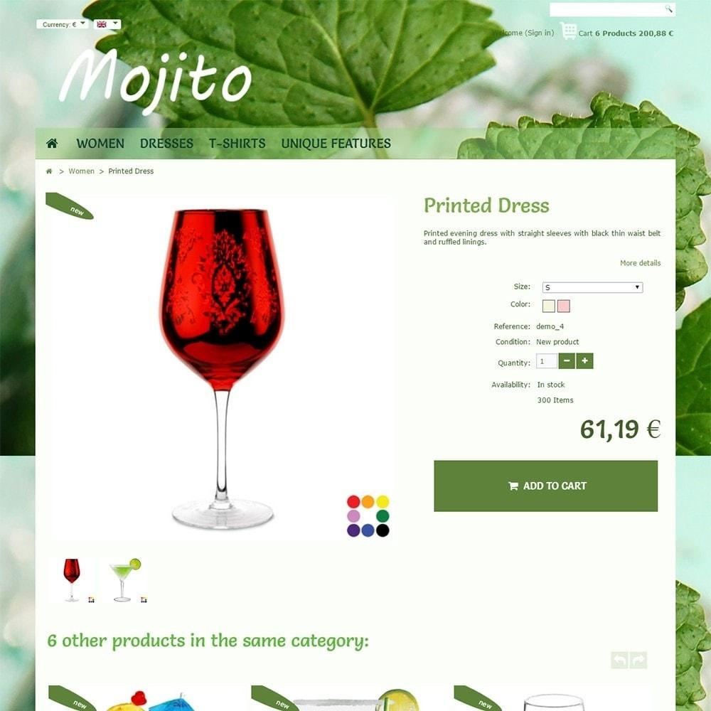 theme - Drink & Wine - Mojito - 4