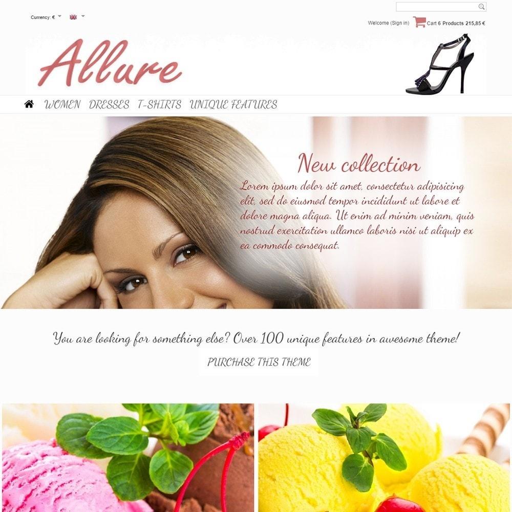 theme - Fashion & Shoes - Allure - 2