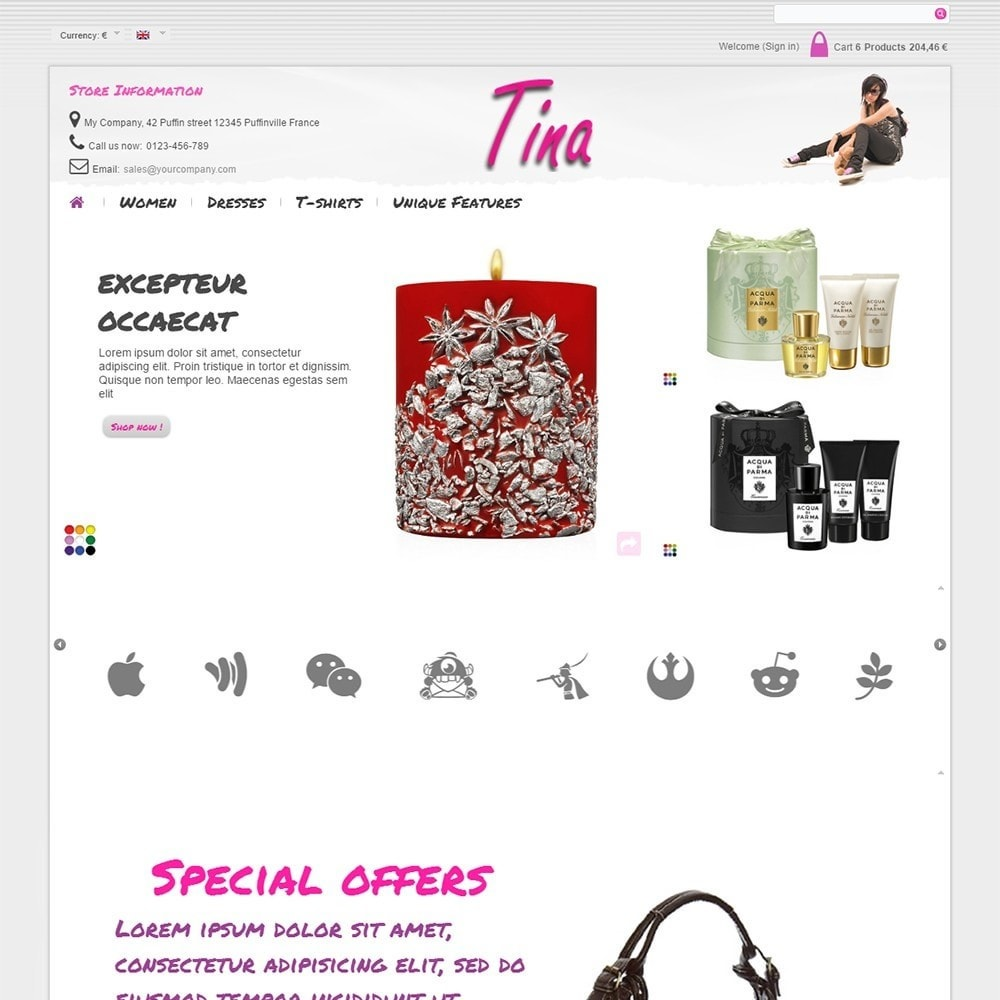 theme - Jewelry & Accessories - Tina - 3