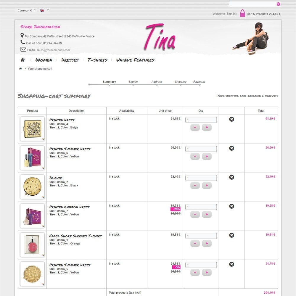 theme - Jewelry & Accessories - Tina - 6