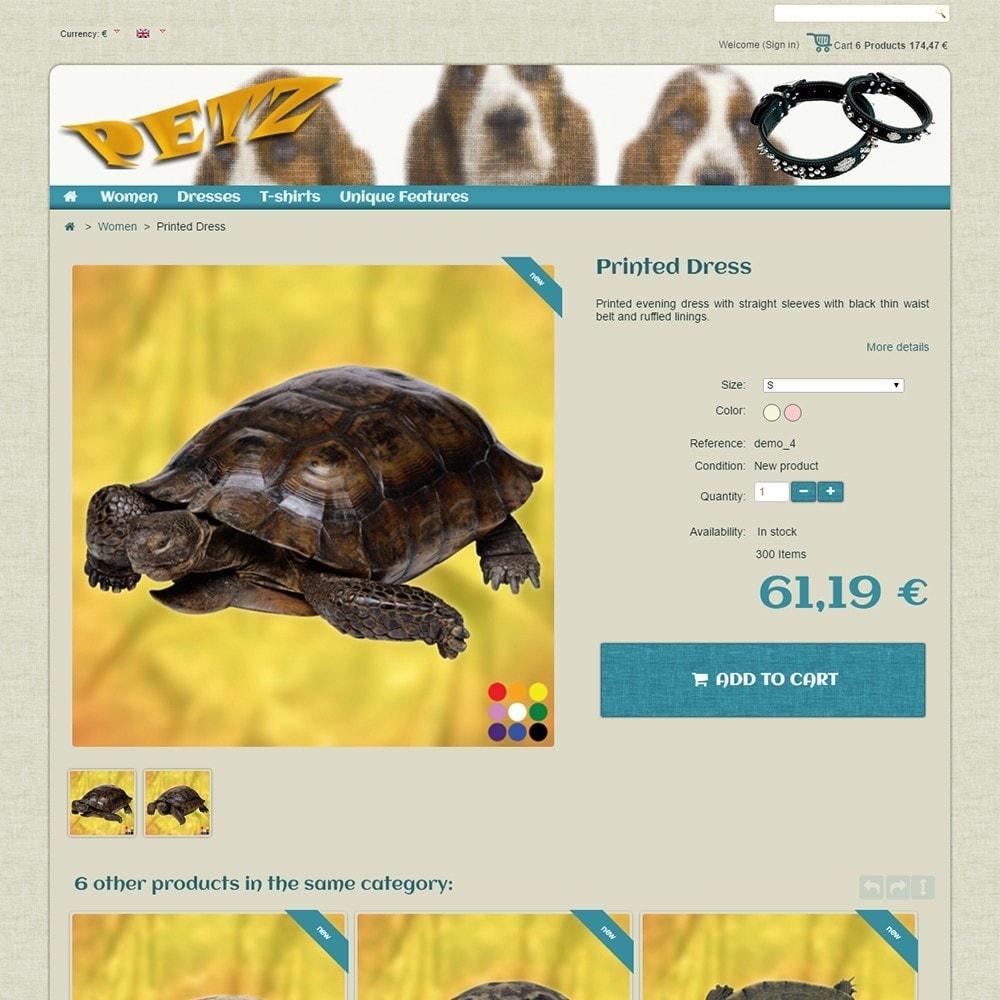 theme - Animales y Mascotas - Petz - 5