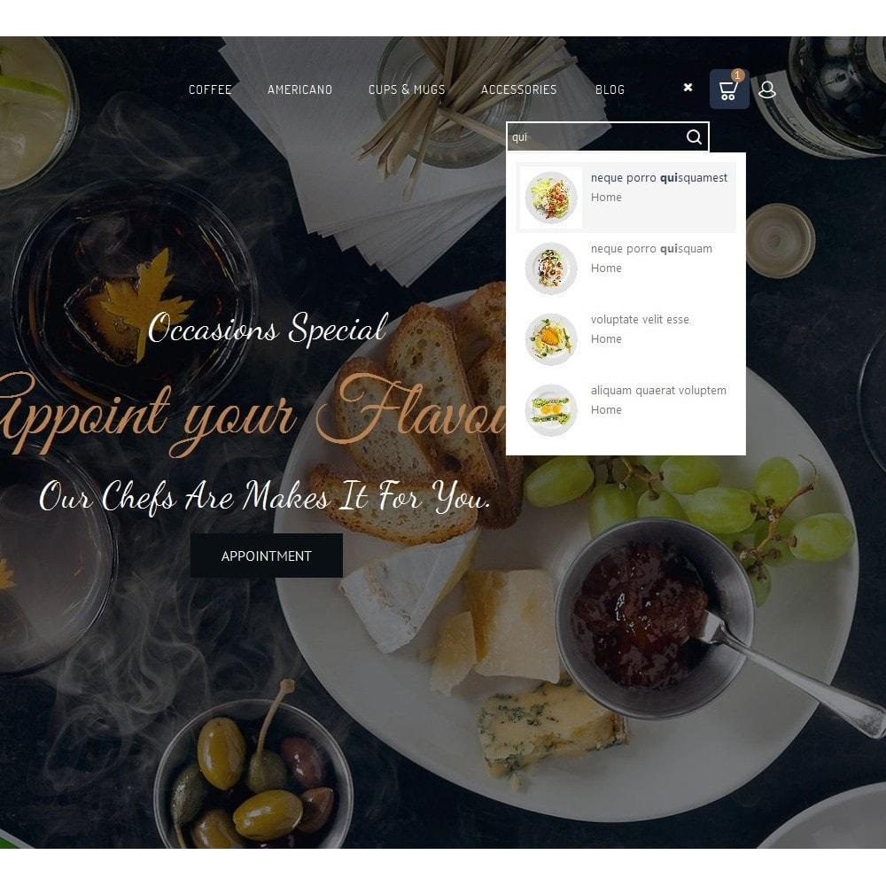 theme - Cibo & Ristorazione - Restaurant - 9