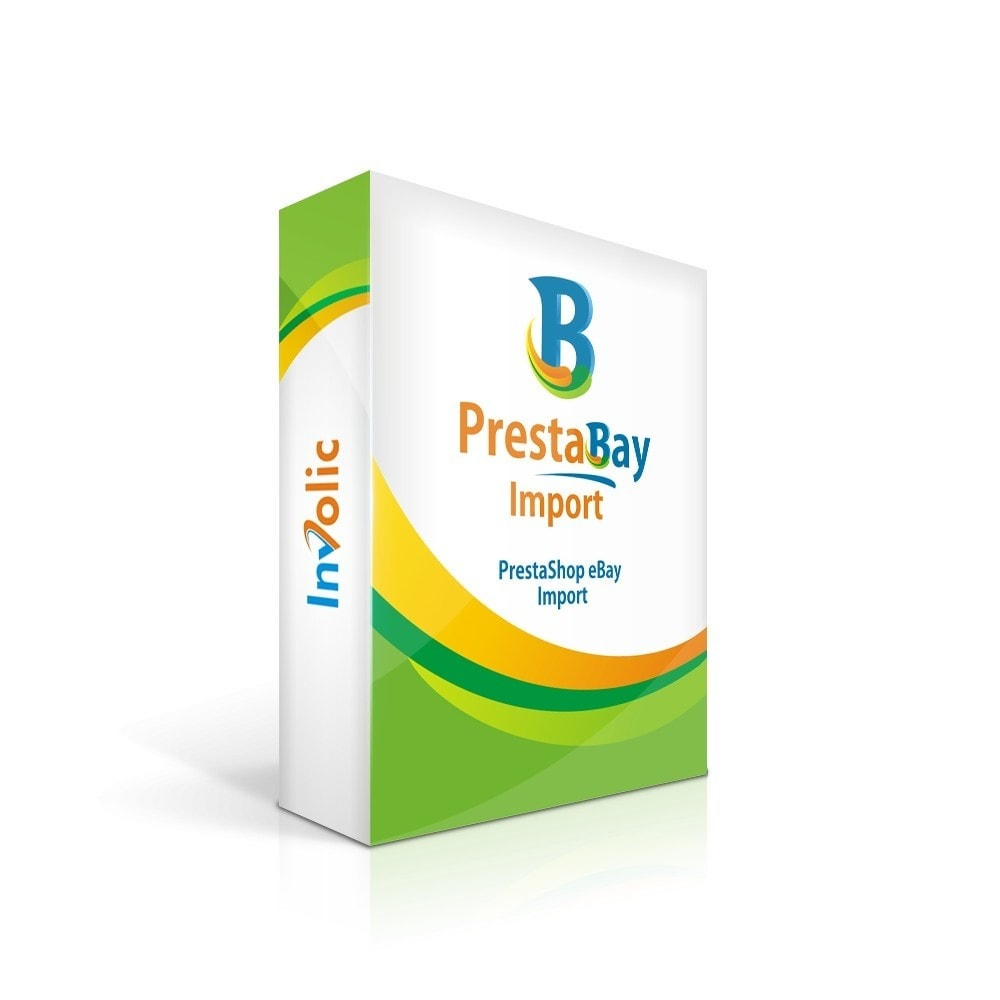 module - Торговая площадка - PrestaBay eBay Import - Import eBay Listings - 1