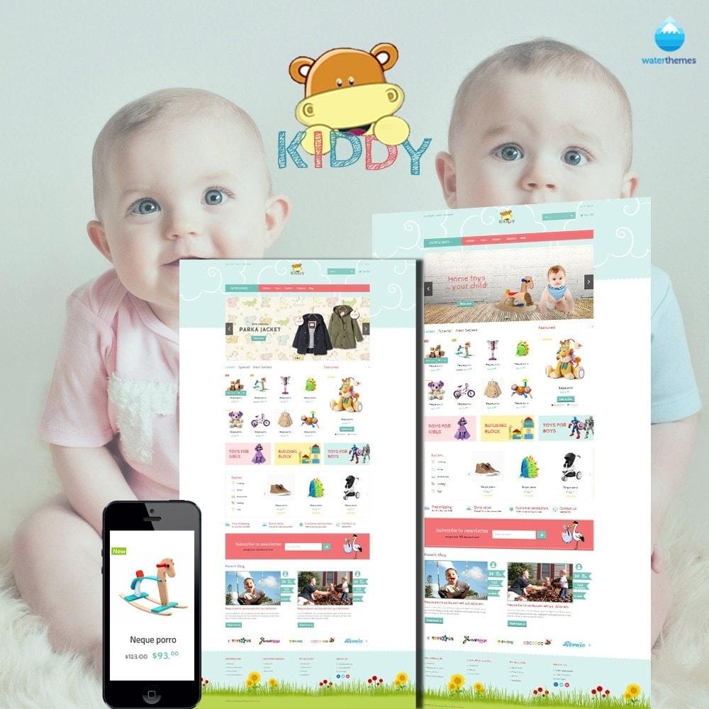 theme - Zabawki & Artykuły dziecięce - Babies & Kids - 1
