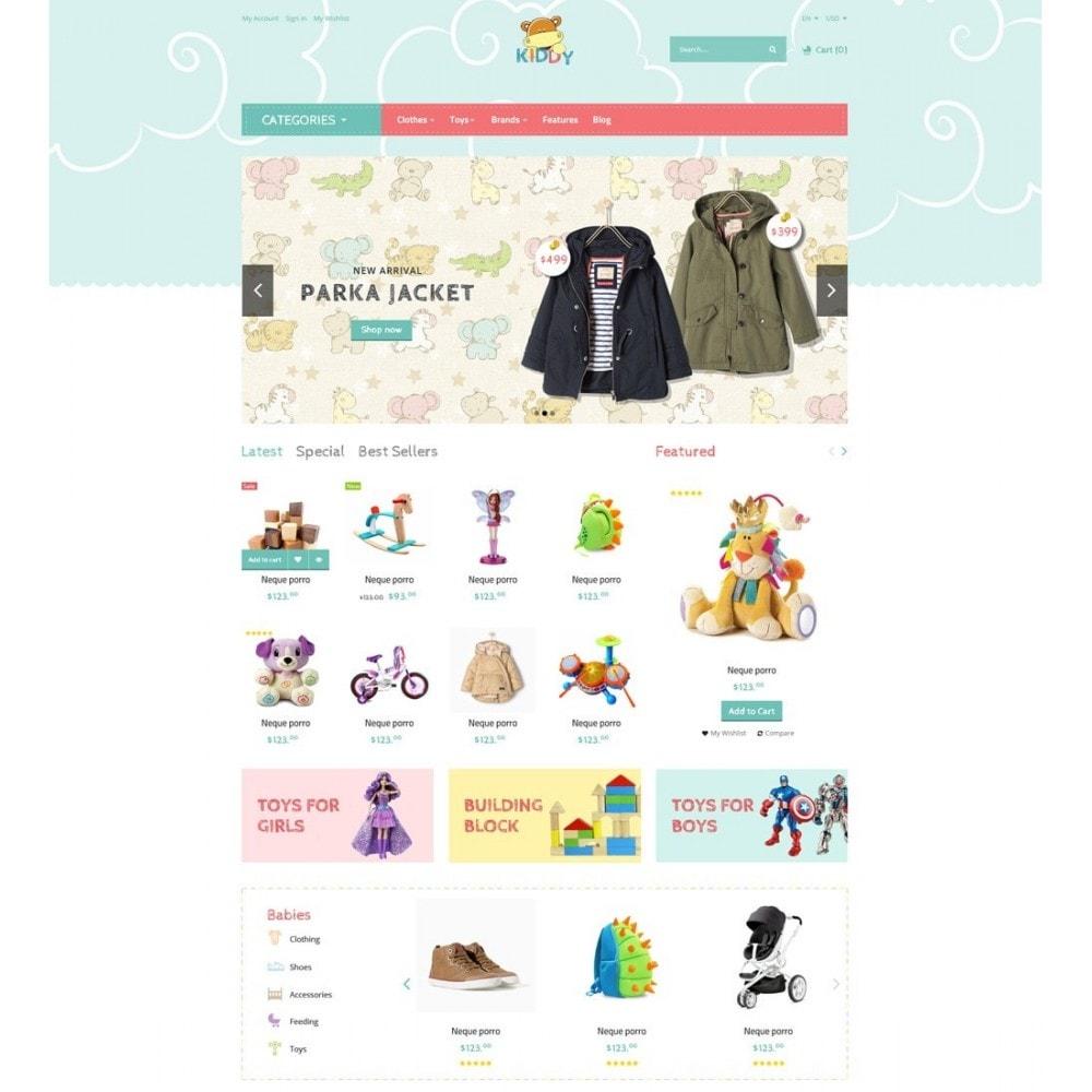 theme - Дети и Игрушки - Babies & Kids - 2