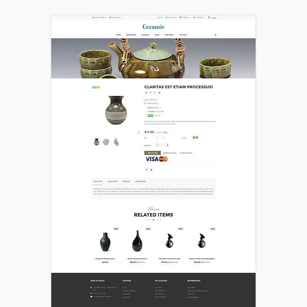 theme - Heim & Garten - Leo Ceramic - 3