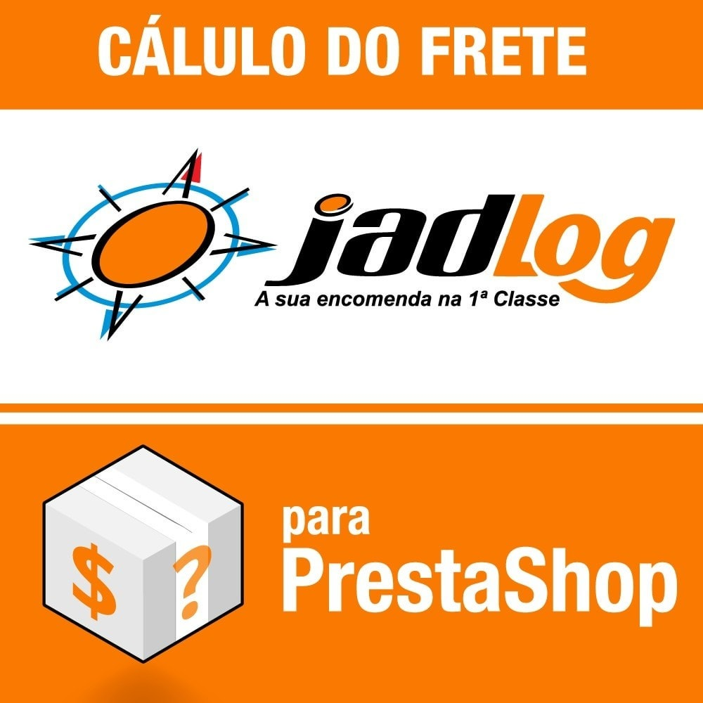 module - Versandkosten - Shipping calculation by JadLog - 1