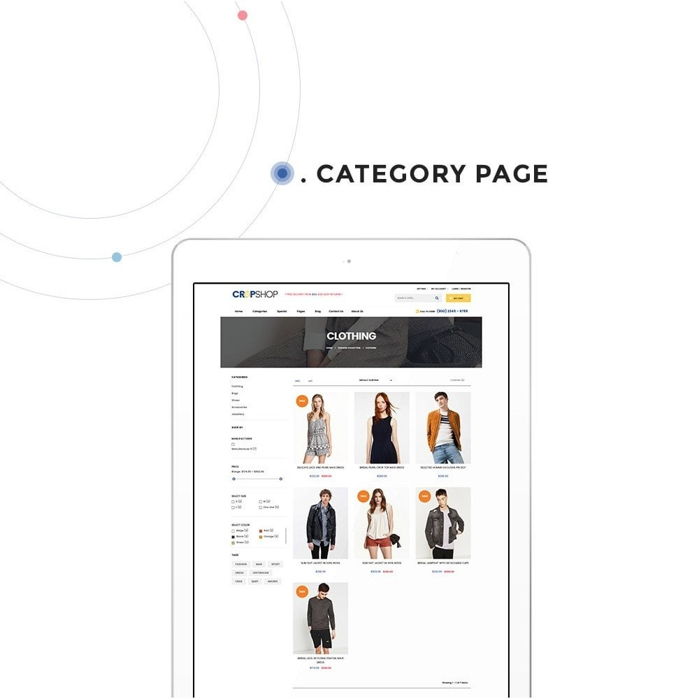theme - Moda & Calzature - Pts Cropshop - 6