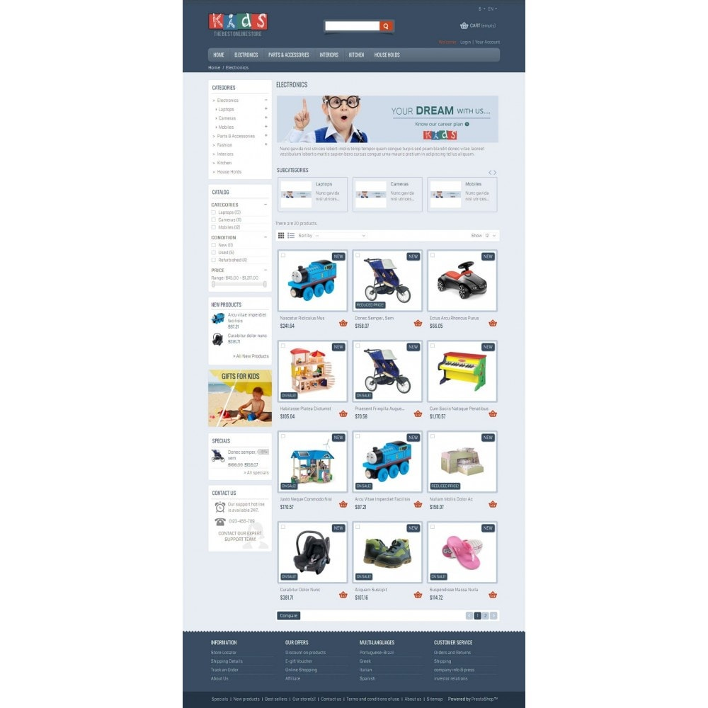 theme - Bambini & Giocattoli - Kids - The Best Online Store - 3