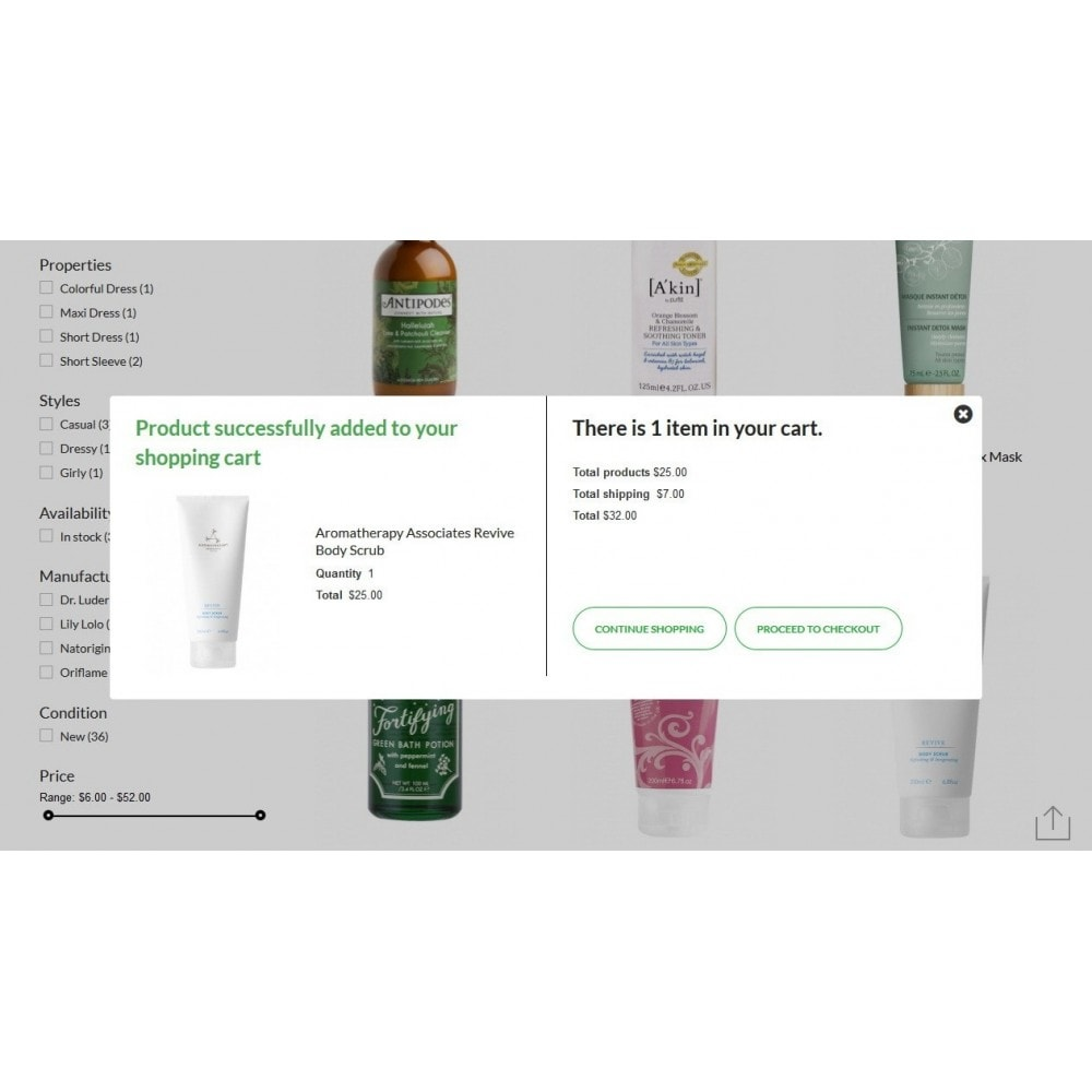 theme - Health & Beauty - Eco Planet Store - 7
