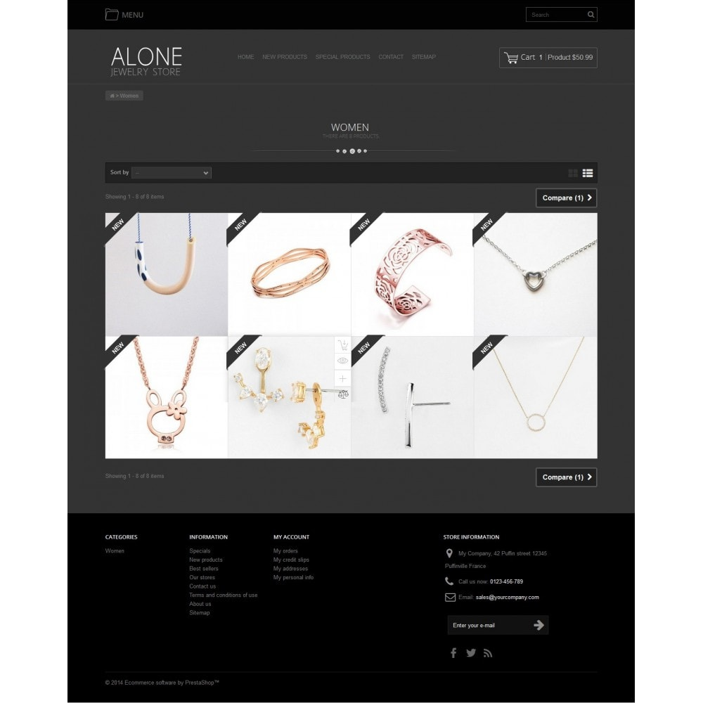 theme - Jewelry & Accessories - Alone Jewelry - 3