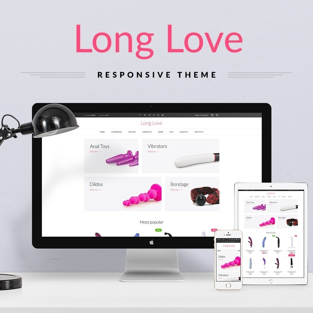 theme - Lenceria y Adultos - Long Love Sex Shop - 1