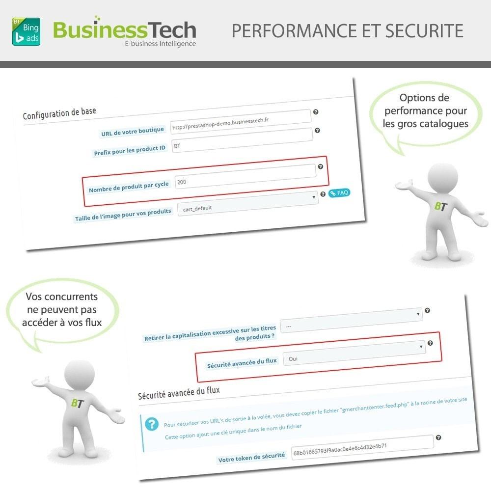 module - Référencement payant (SEA SEM) & Affiliation - Bing Merchant Center pour Bing Product Ads - 3