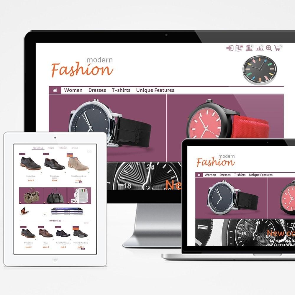 theme - Мода и обувь - Modern Fashion - 1