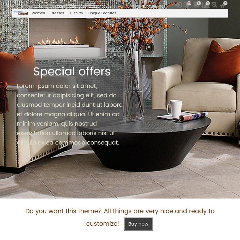 theme - Huis & Buitenleven - Modern Carpet - 2