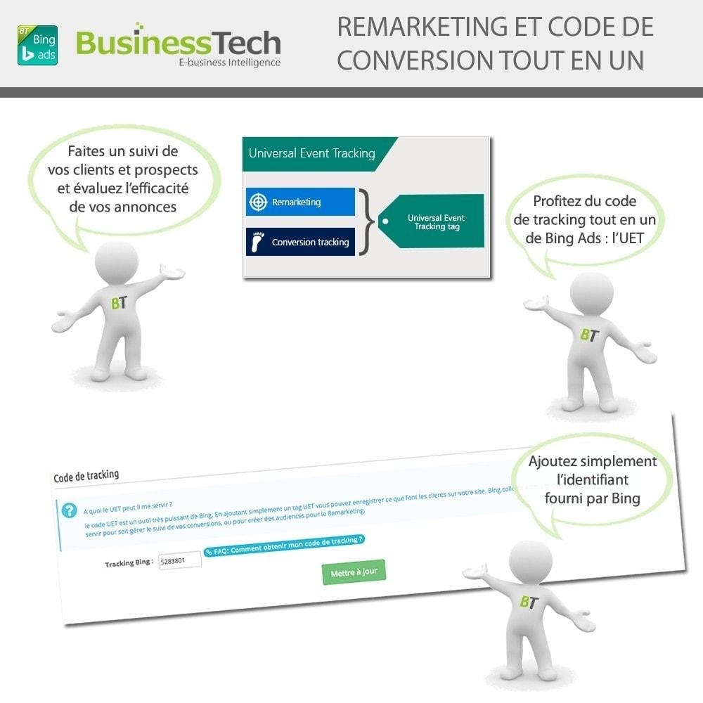 module - Référencement payant (SEA SEM) & Affiliation - Bing Merchant Center pour Bing Product Ads - 6