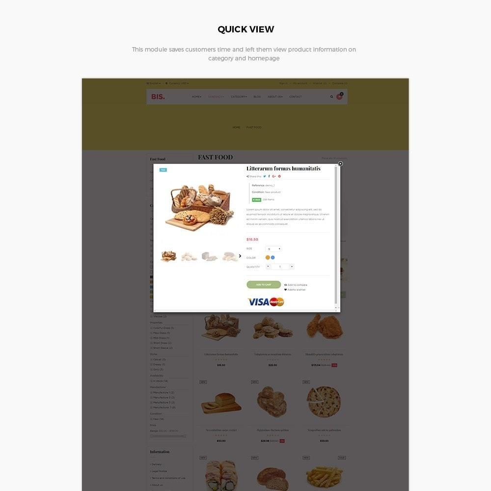 theme - Gastronomía y Restauración - Leo Bis - 6