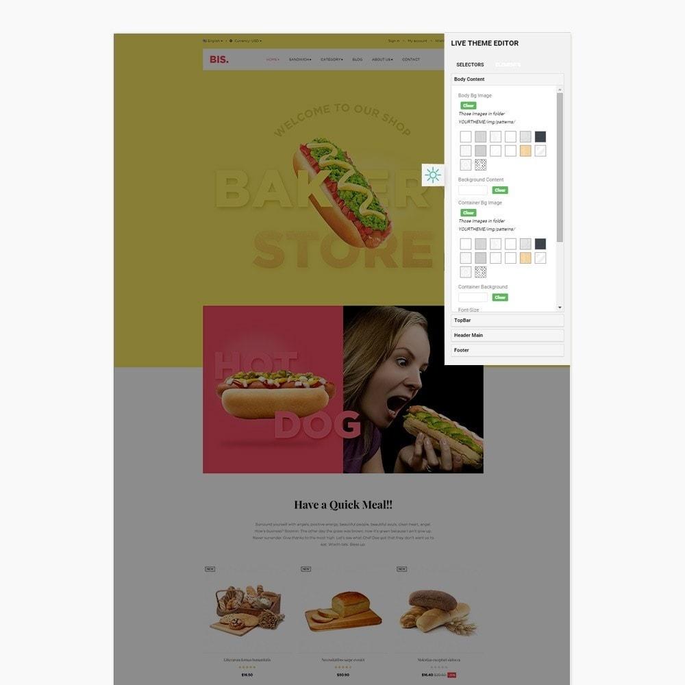 theme - Lebensmittel & Restaurants - Leo Bis - 7