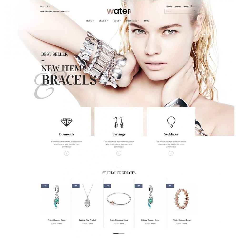 theme - Ювелирные изделия и Аксессуары - Water Jewelry & Accessories - 2