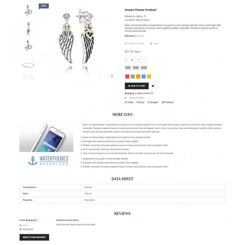 theme - Sieraden & Accessoires - Water Jewelry & Accessories - 6
