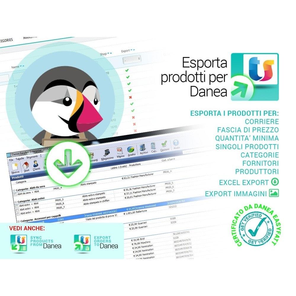bundle - Data Import & Export - Danea Easyfatt import export full pack - 1