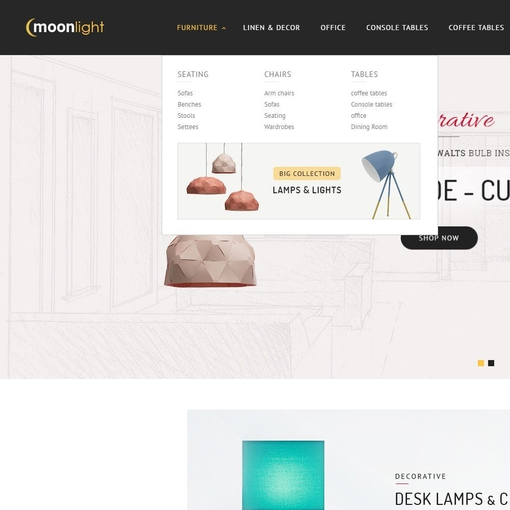 theme - Dom & Ogród - Lighting Store - 7