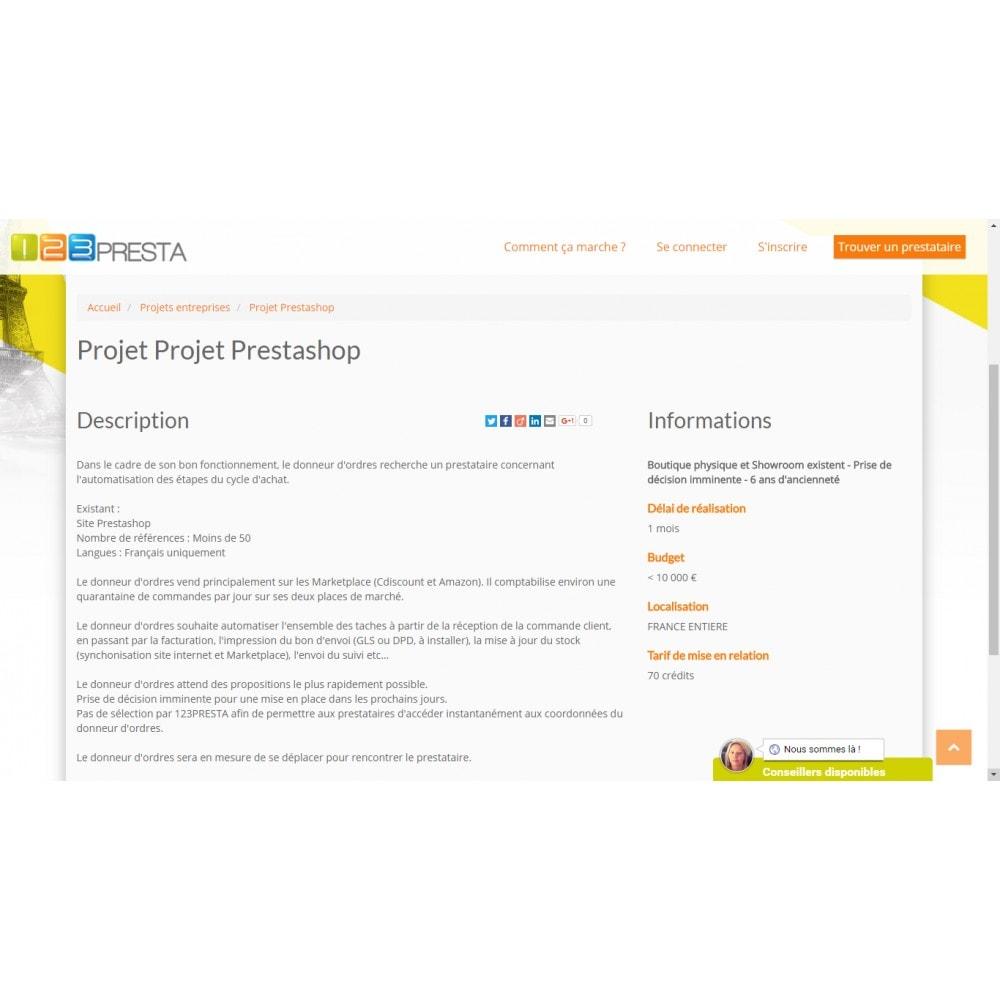 service - Natif - Un devis pour votre projet de boutique PrestaShop - 123Presta - 3