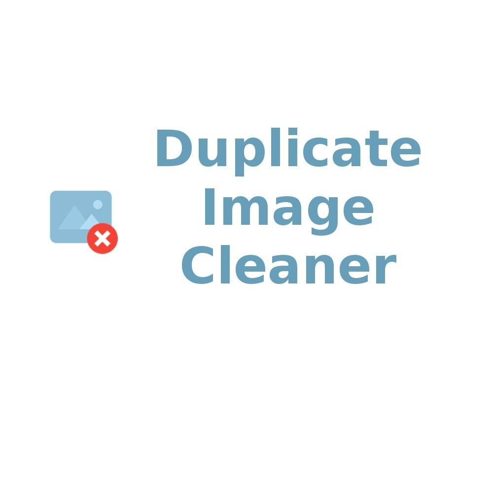 module - Website Performance - Duplicate Image Cleaner - 1