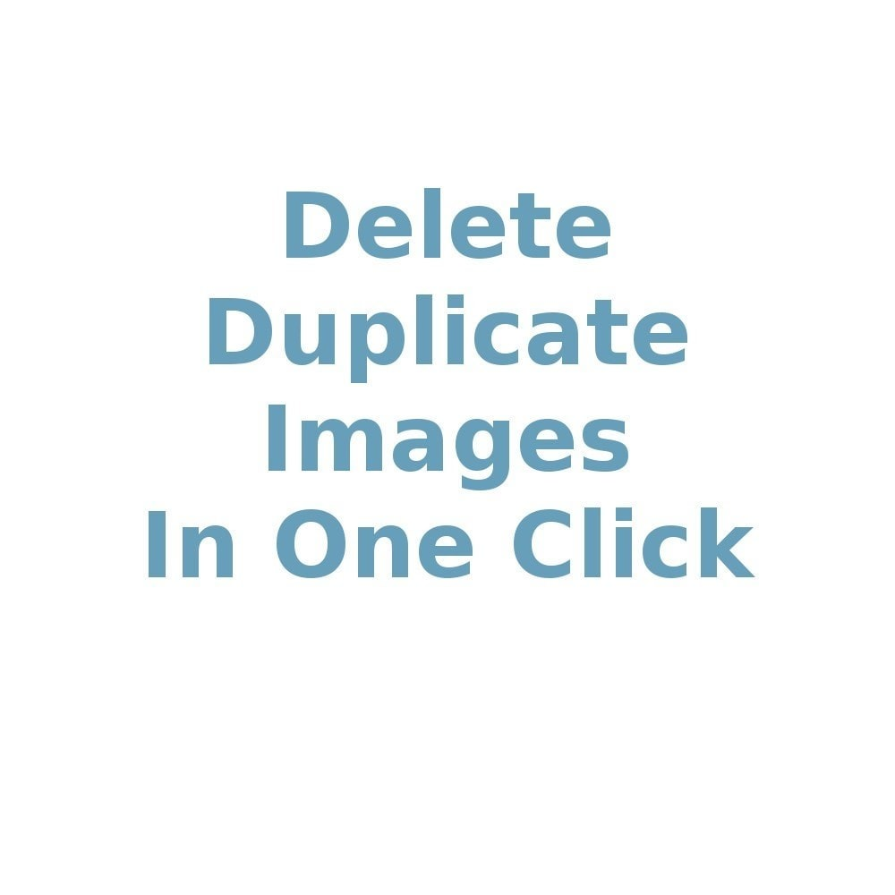 module - Website Performance - Duplicate Image Cleaner - 3