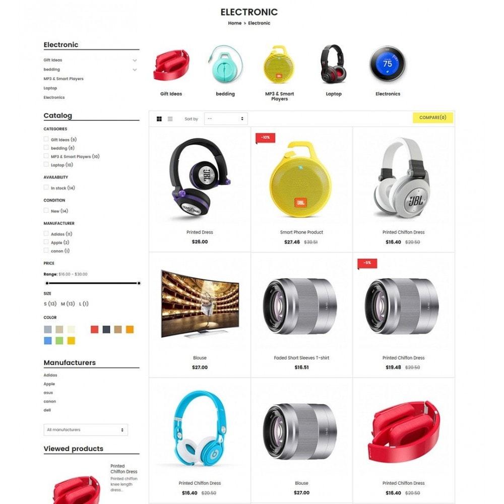 theme - Eletrônicos & High Tech - Water Electronic Store - 5