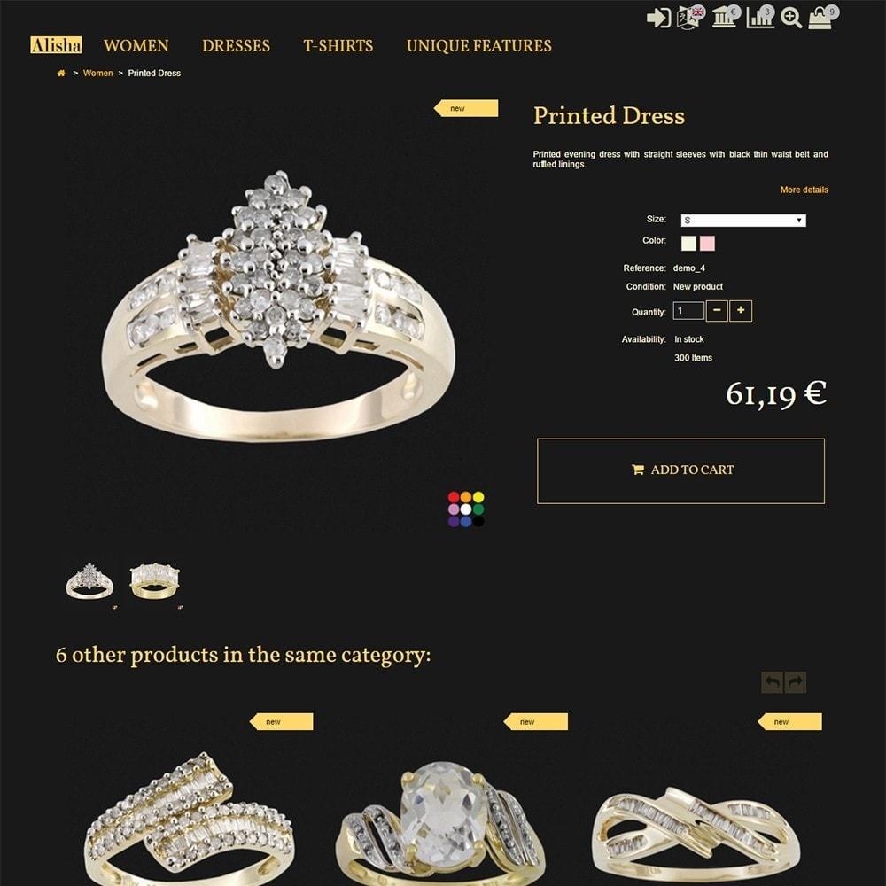 theme - Jewelry & Accessories - Alisha - 4