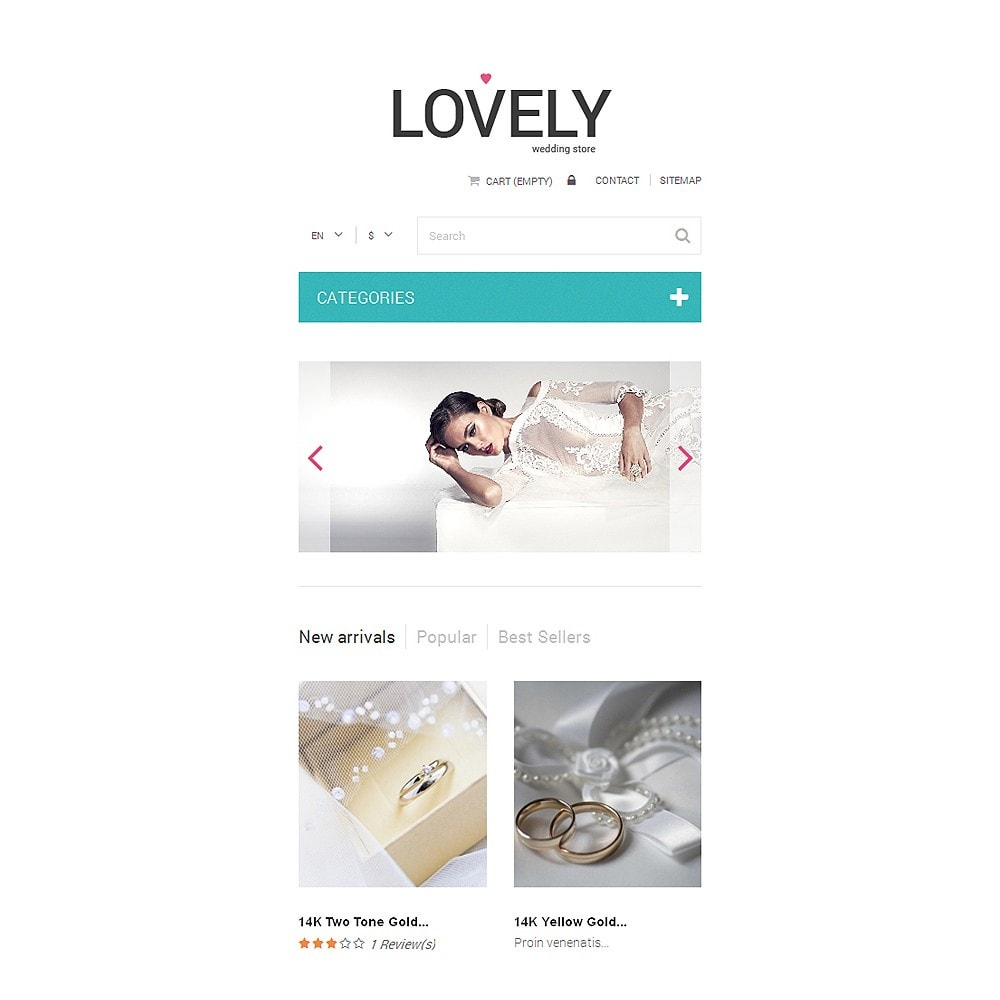 theme - Temas PrestaShop - Lovely - 5