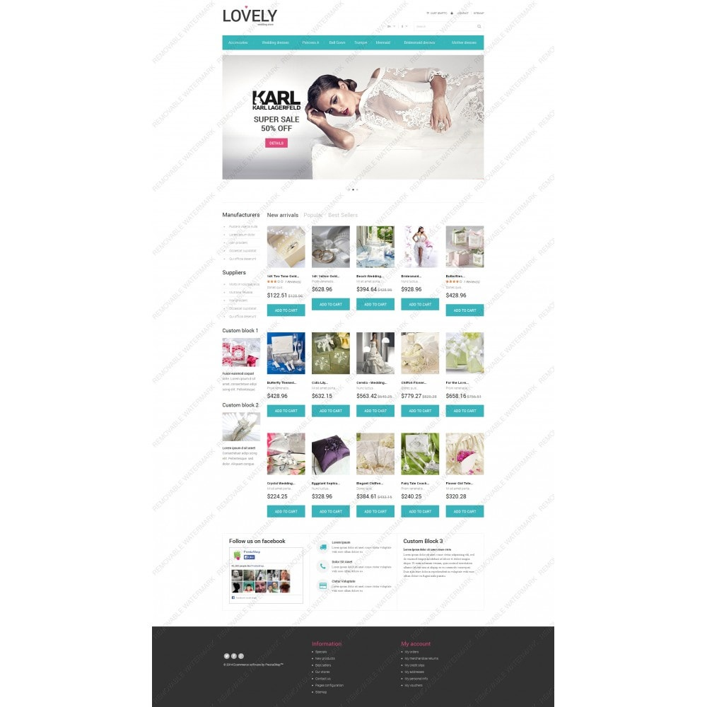 theme - Temas PrestaShop - Lovely - 9