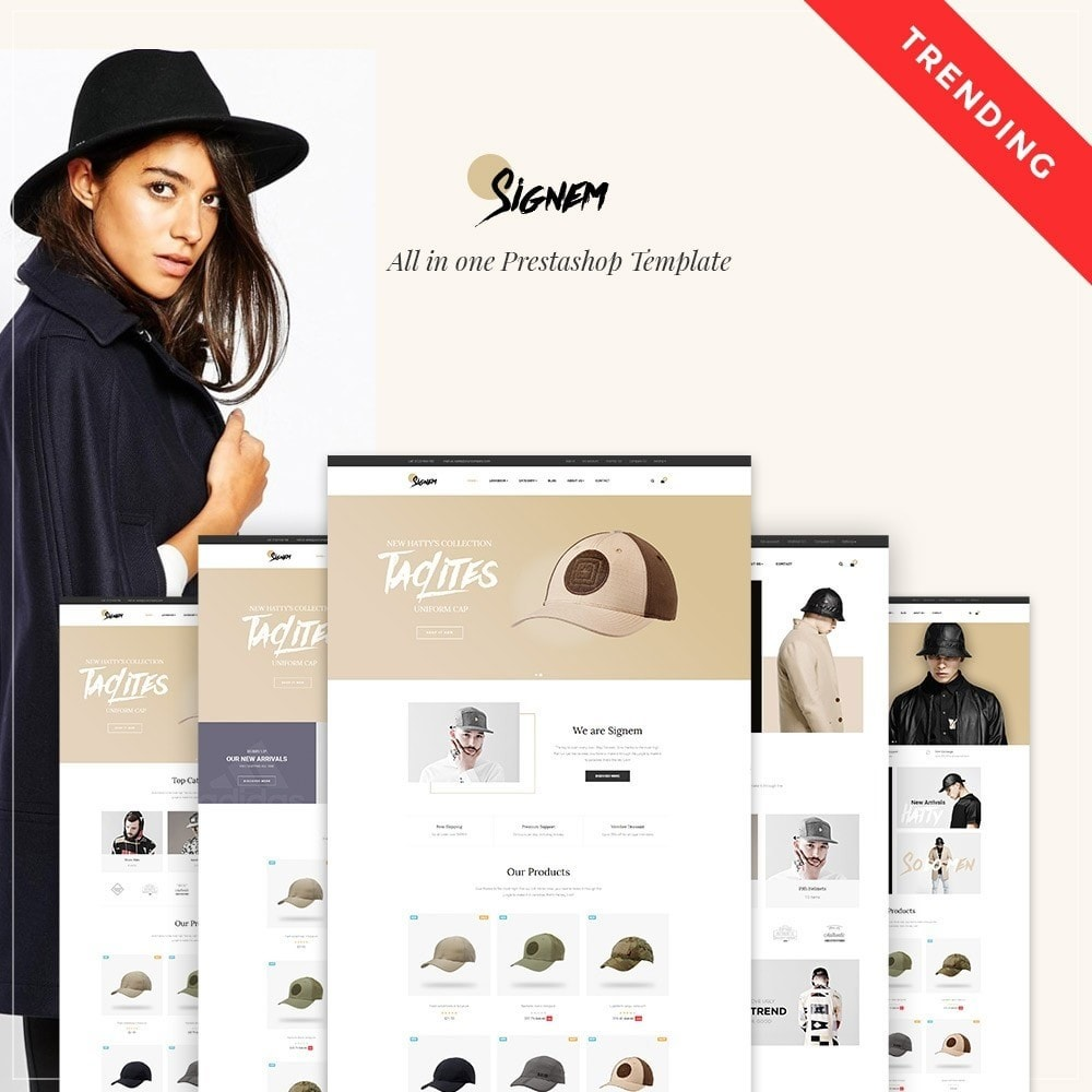 theme - Мода и обувь - Leo Signem - 1