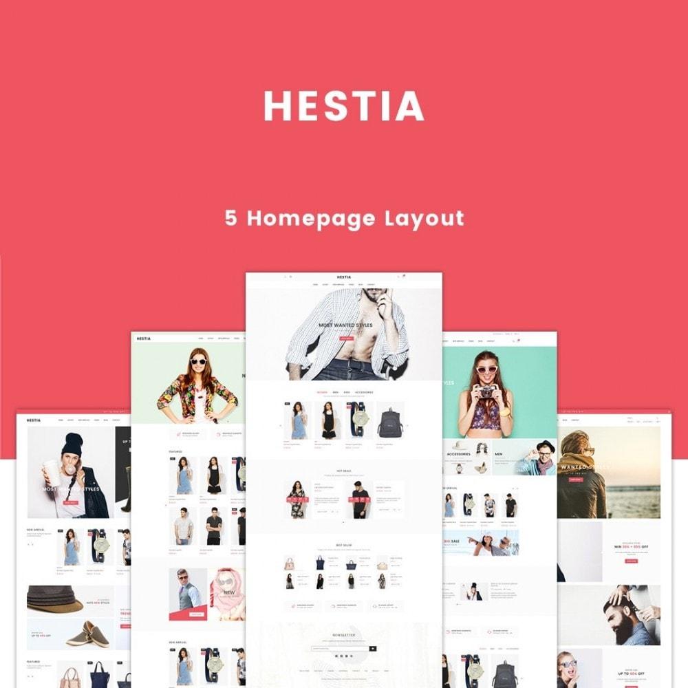 theme - Мода и обувь - JMS Hestia - 1