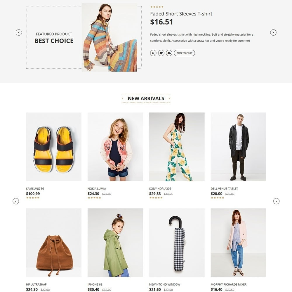 theme - Fashion & Shoes - ClothMart Fashion Store - 4