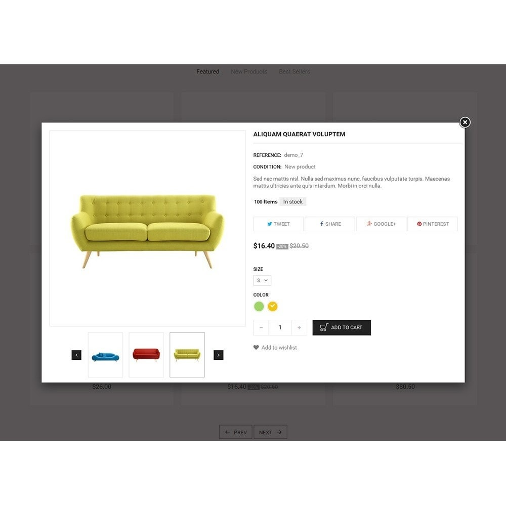 theme - Дом и сад - Luxury Sofa Store - 6