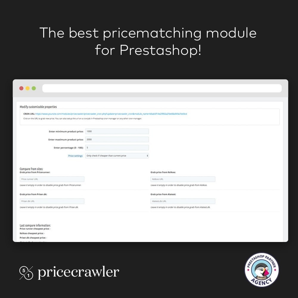 module - Comparatori di prezzi - Pricecrawler | Crawl prices from PriceRunner - 2