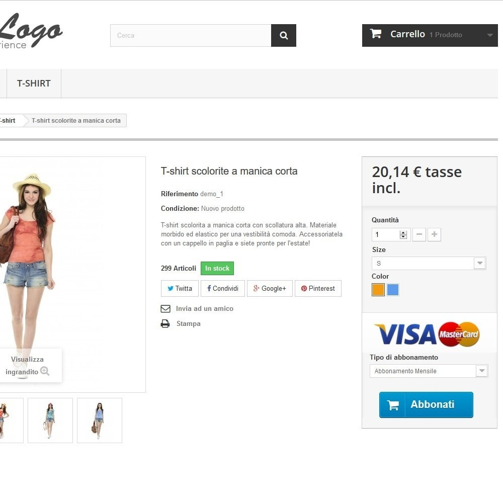 module - Paiement par Carte ou Wallet - PayPal Recurring. Sell subscription products & services - 7