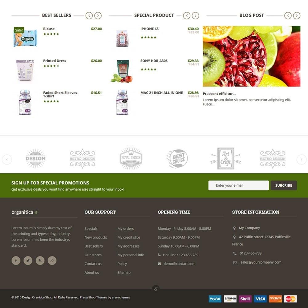 theme - Gezondheid & Schoonheid - Oranitica Health Store - 4
