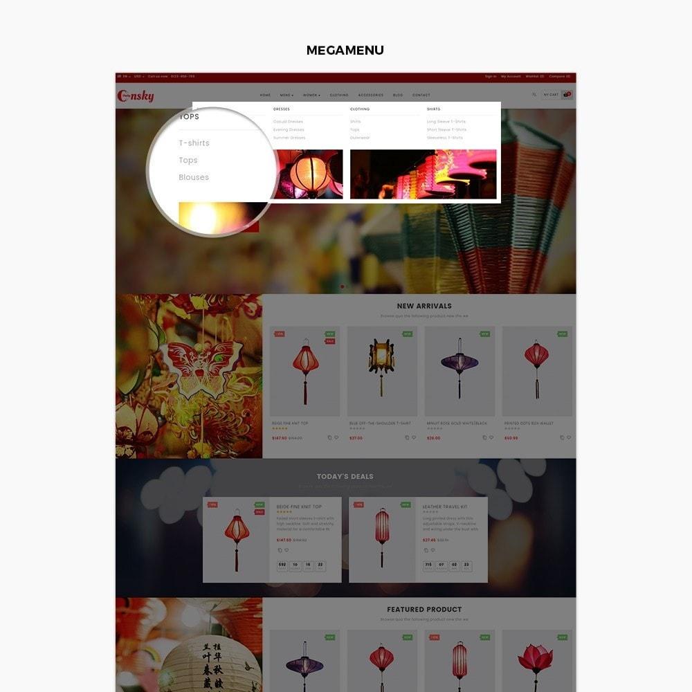 theme - Regali, Fiori & Feste - Leo Lantern - 4