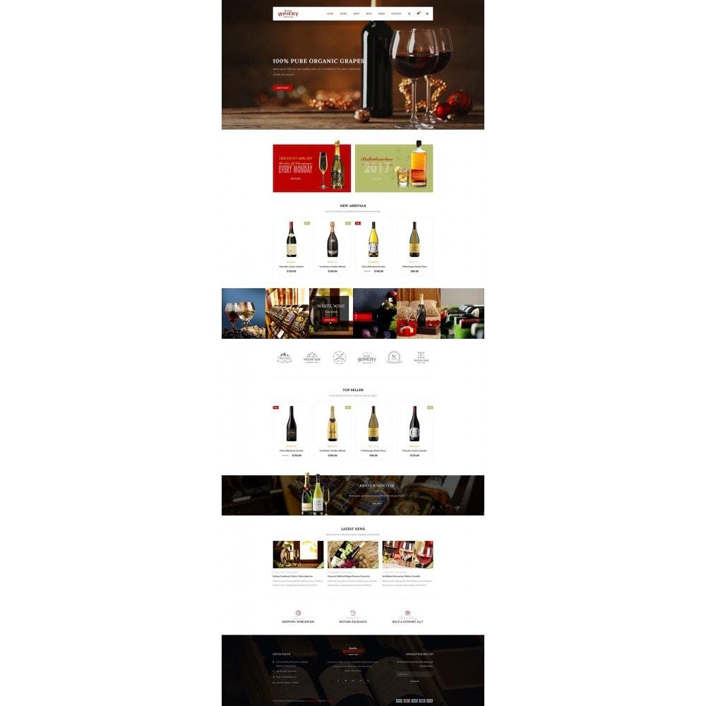 theme - Продовольствие и рестораны - JMS Winery - 8