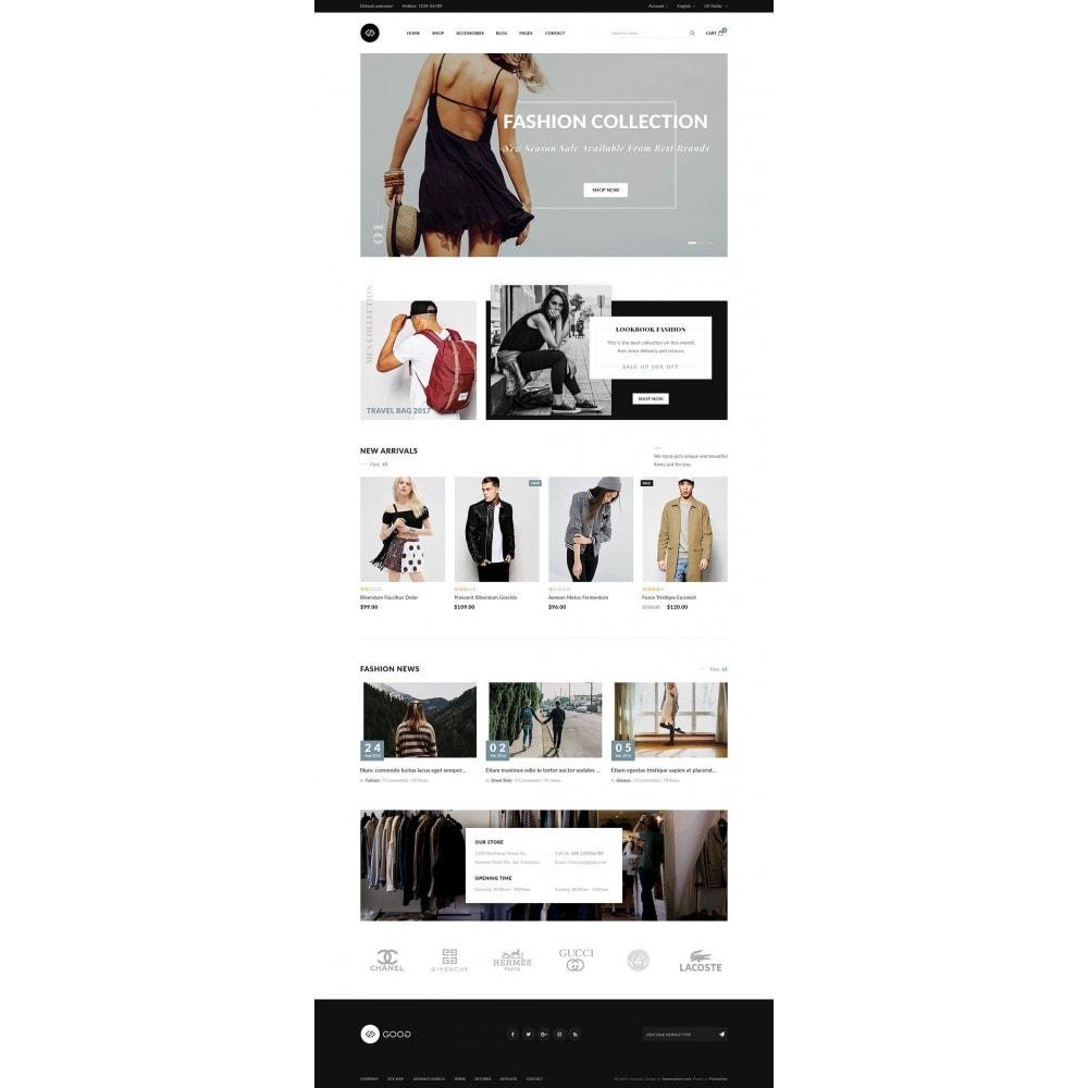 theme - Mode & Chaussures - JMS Goog - 10
