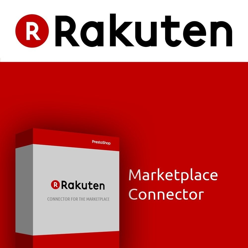 module - Revenda (marketplace) - Rakuten Connector - 1