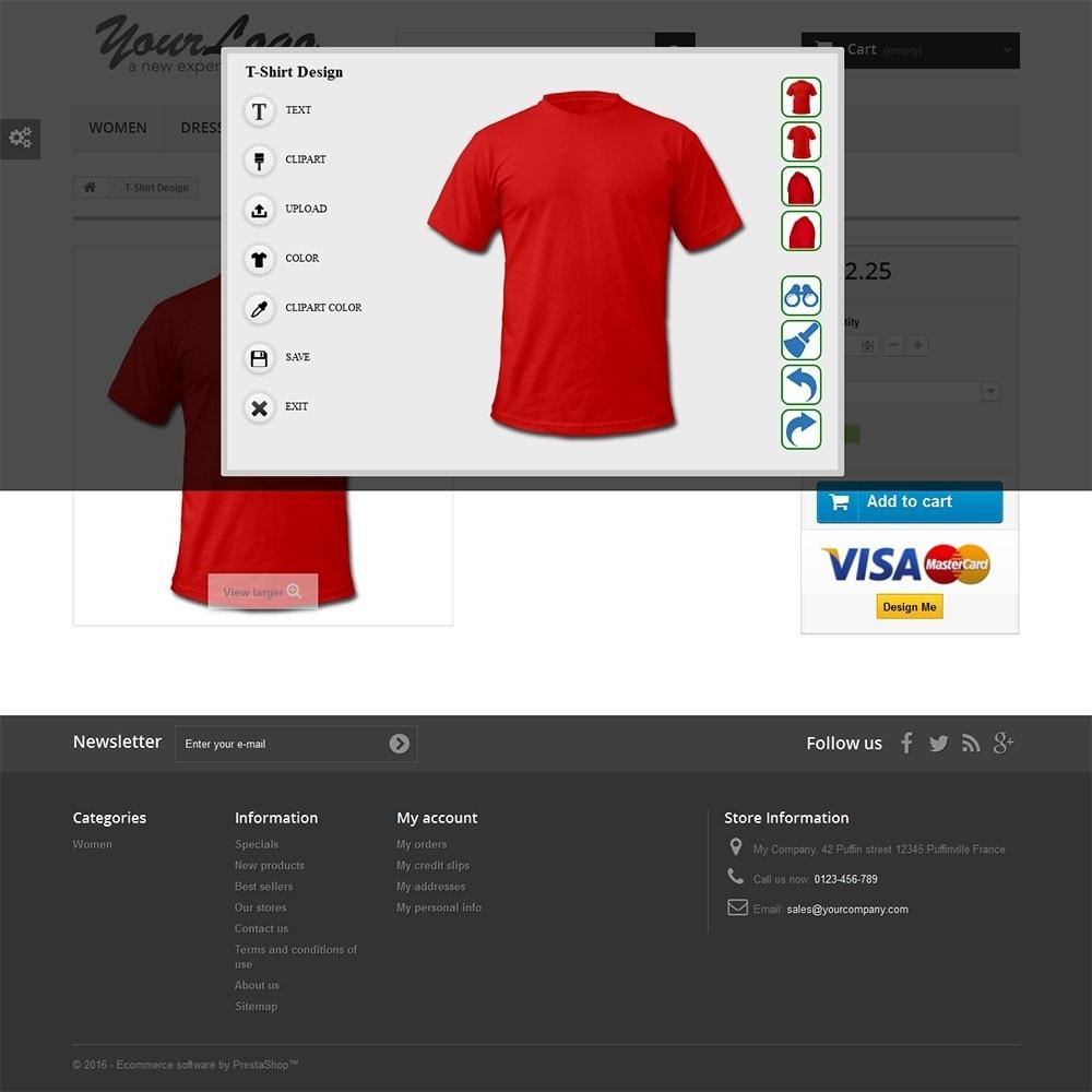 module - Diversificação & Personalização de Produtos - Custom Products Design Studio - 15